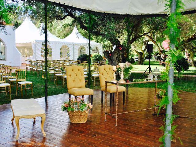 La boda de José Antonio y Elisabeth en Arcos De La Frontera, Cádiz 1