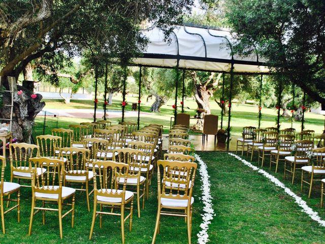 La boda de José Antonio y Elisabeth en Arcos De La Frontera, Cádiz 2