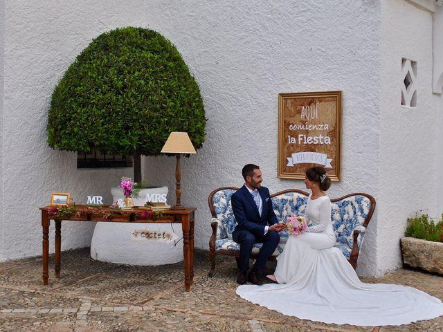 La boda de Elisabeth y José Antonio