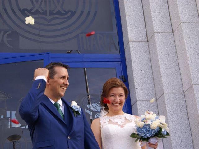 La boda de Luis Alberto y Sabileth