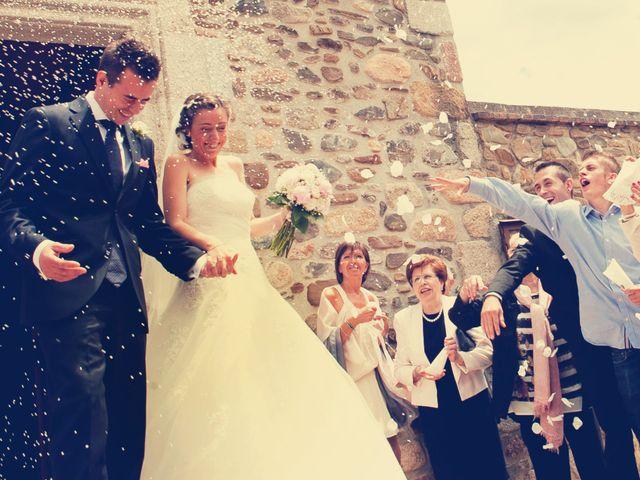 La boda de Griselda y Joan