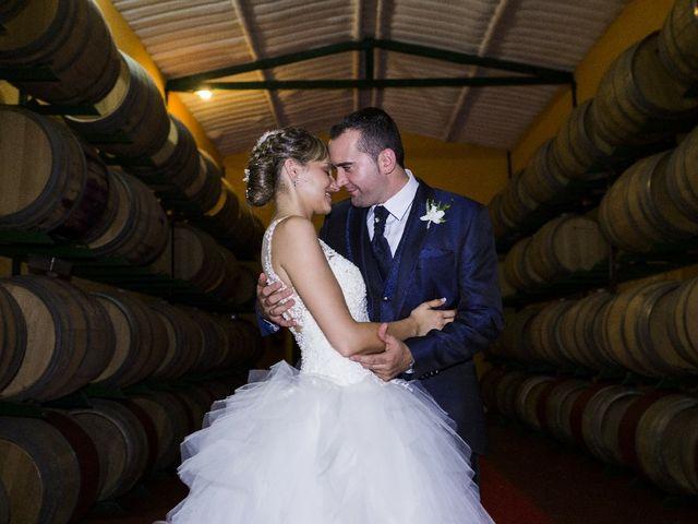 La boda de Israel y Laura en Laguna De Duero, Valladolid 1