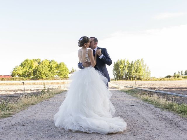 La boda de Israel y Laura en Laguna De Duero, Valladolid 2