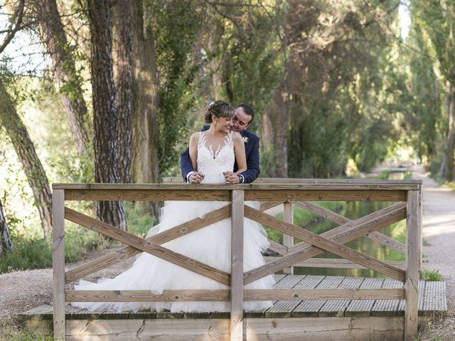 La boda de Israel y Laura en Laguna De Duero, Valladolid 3