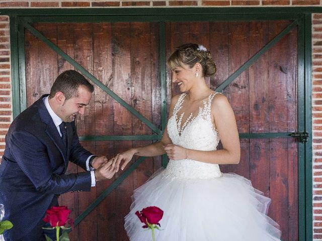 La boda de Israel y Laura en Laguna De Duero, Valladolid 10