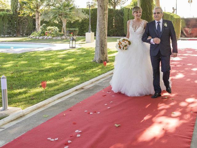 La boda de Israel y Laura en Laguna De Duero, Valladolid 11
