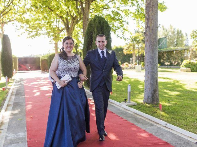 La boda de Israel y Laura en Laguna De Duero, Valladolid 12