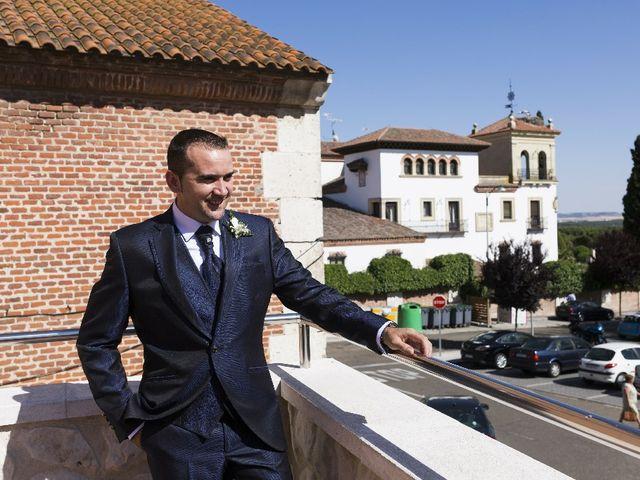 La boda de Israel y Laura en Laguna De Duero, Valladolid 16