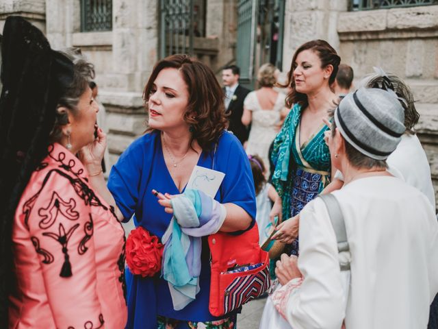 La boda de Yago y Noemi en Madrid, Madrid 43
