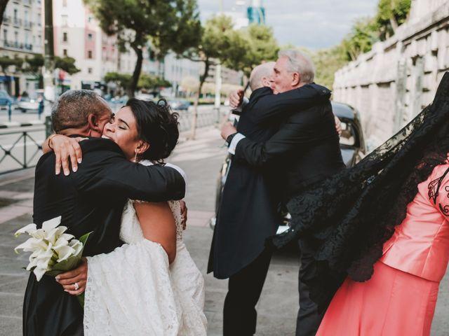 La boda de Yago y Noemi en Madrid, Madrid 75