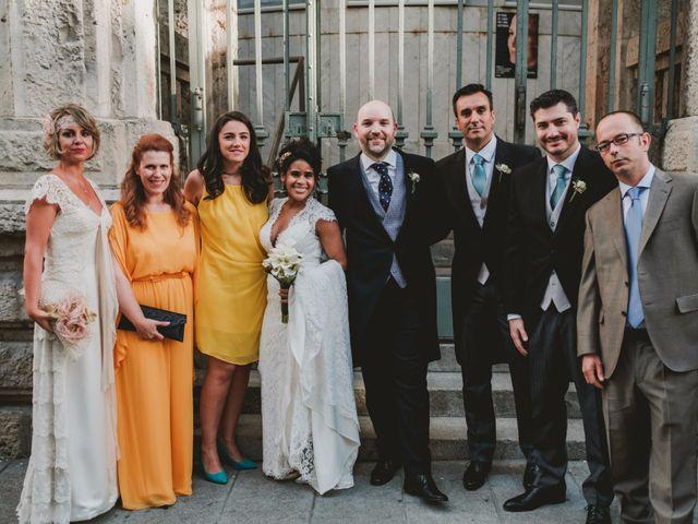 La boda de Yago y Noemi en Madrid, Madrid 79