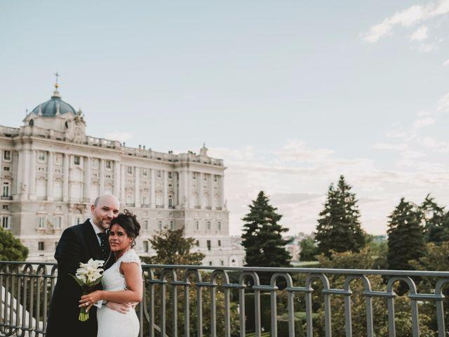 La boda de Yago y Noemi en Madrid, Madrid 82
