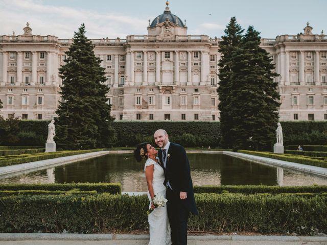 La boda de Yago y Noemi en Madrid, Madrid 84