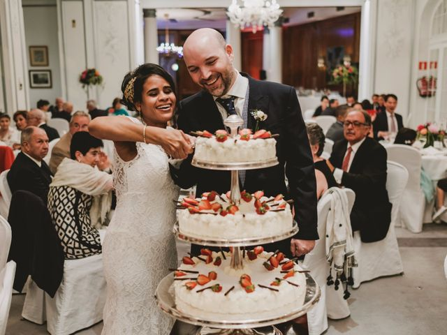 La boda de Yago y Noemi en Madrid, Madrid 102