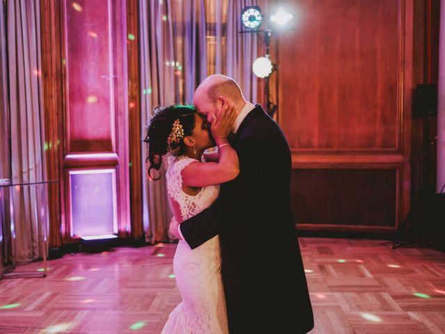 La boda de Yago y Noemi en Madrid, Madrid 111
