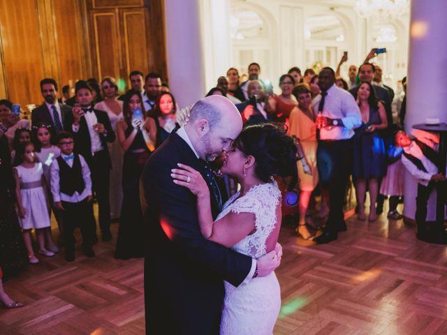 La boda de Yago y Noemi en Madrid, Madrid 112