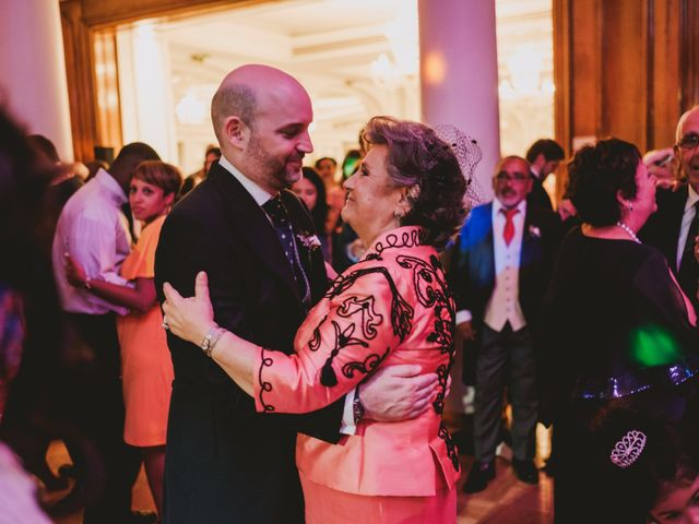 La boda de Yago y Noemi en Madrid, Madrid 113