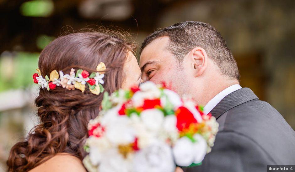La boda de Iker y Janire en Dima, Vizcaya