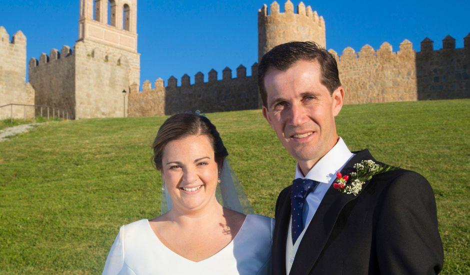 La boda de José y Sonsoles en Ávila, Ávila