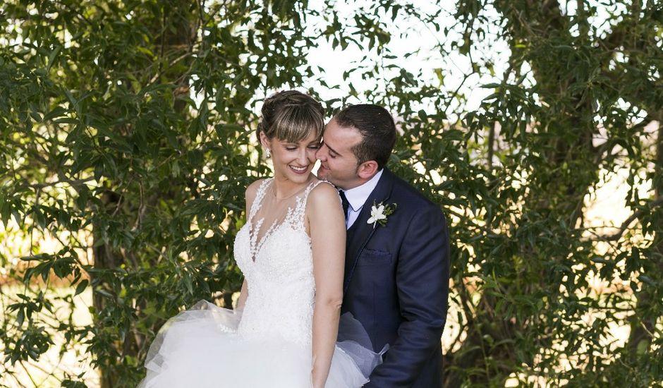 La boda de Israel y Laura en Laguna De Duero, Valladolid