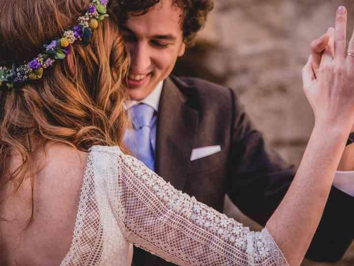 La boda de Lucía y Javier