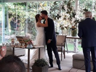 La boda de Miguel   y Verónica  1