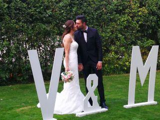 La boda de Miguel   y Verónica  2