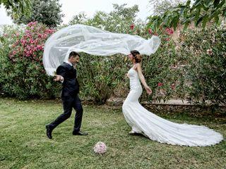 La boda de Laura y Eloy
