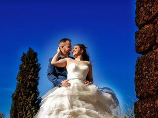 La boda de Noelia y Ezequiel