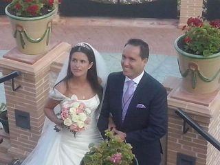 La boda de Guadalupe y Carlos