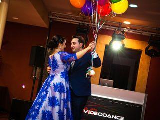 La boda de Rosana y Miguel