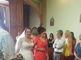 La boda de Érica  y Aridane 2