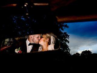 La boda de Milena y Edgar
