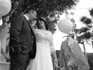 La boda de Salomé y Isidro