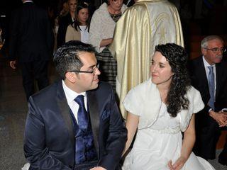 La boda de María de Pilar y Christian