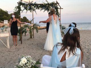 La boda de Pilar y Santiago 1