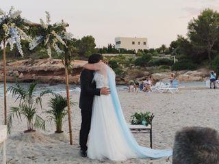 La boda de Pilar y Santiago