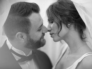 La boda de Veceslav y Marina