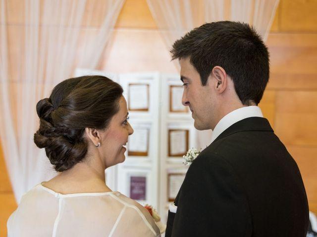 La boda de Álvaro y Irene en Cuenca, Cuenca 25