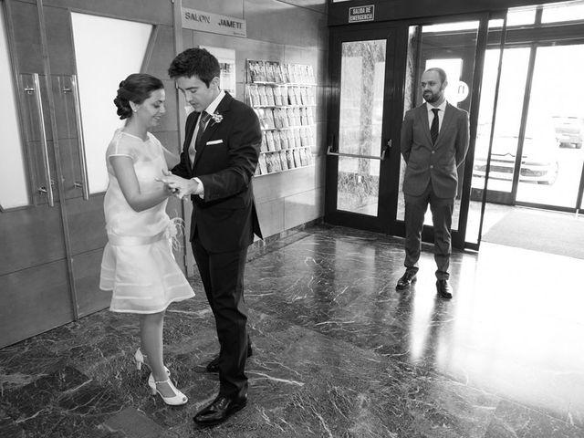 La boda de Álvaro y Irene en Cuenca, Cuenca 26