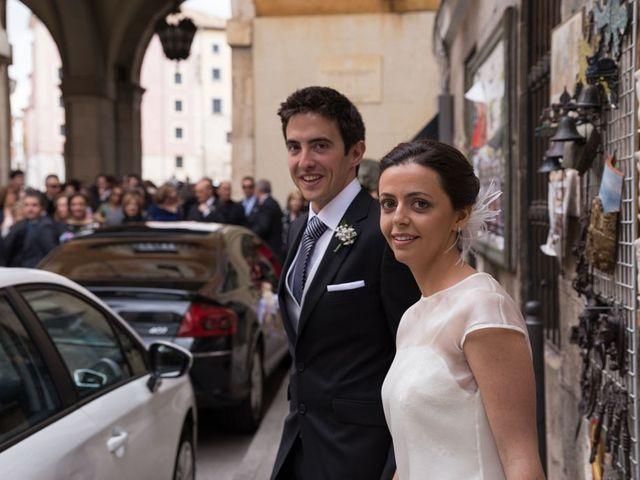 La boda de Álvaro y Irene en Cuenca, Cuenca 27