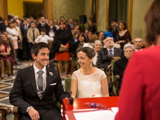 La boda de Álvaro y Irene en Cuenca, Cuenca 28