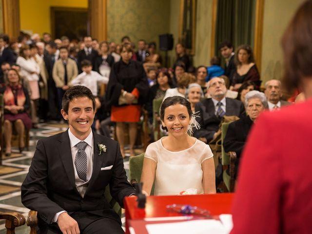 La boda de Álvaro y Irene en Cuenca, Cuenca 29