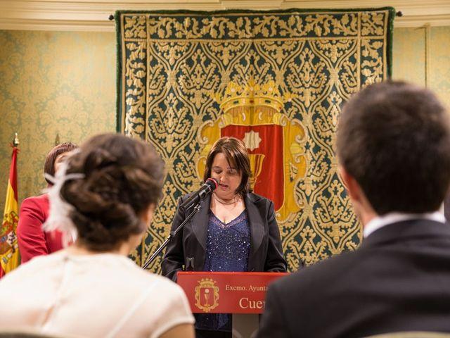 La boda de Álvaro y Irene en Cuenca, Cuenca 30