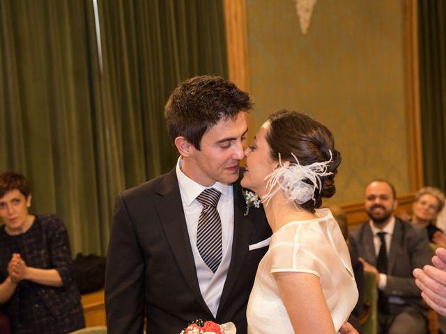 La boda de Álvaro y Irene en Cuenca, Cuenca 32