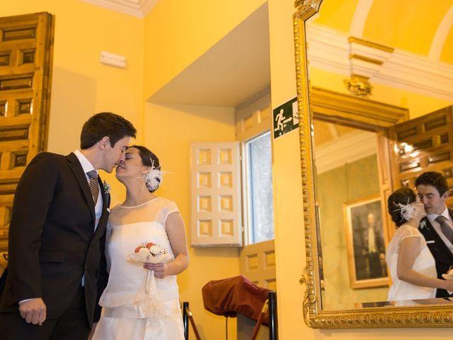 La boda de Álvaro y Irene en Cuenca, Cuenca 34