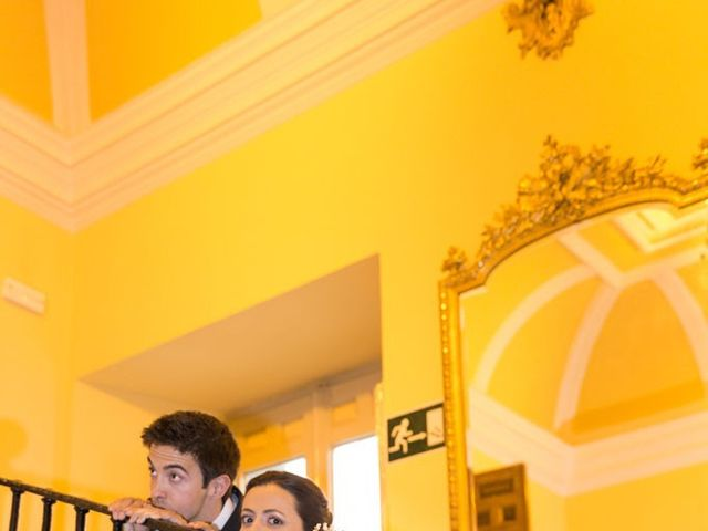 La boda de Álvaro y Irene en Cuenca, Cuenca 35