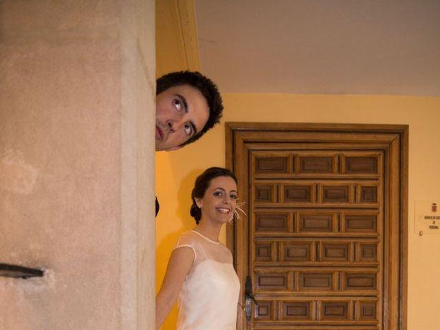 La boda de Álvaro y Irene en Cuenca, Cuenca 36