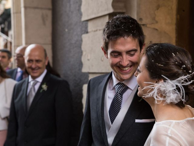 La boda de Álvaro y Irene en Cuenca, Cuenca 38