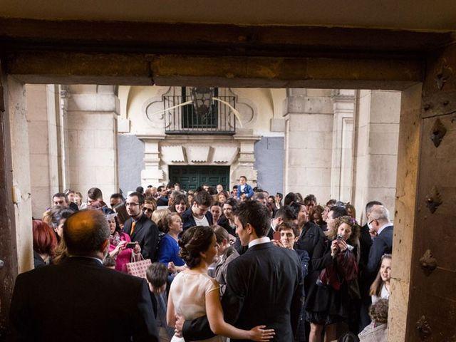 La boda de Álvaro y Irene en Cuenca, Cuenca 39
